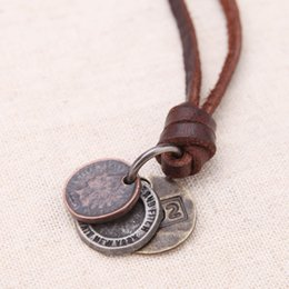 Leather Choker Necklaces For Women