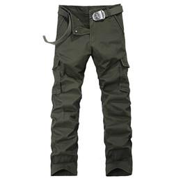 Discount Dark Green Khaki Cargo Pants | 2017 Dark Green Khaki ...