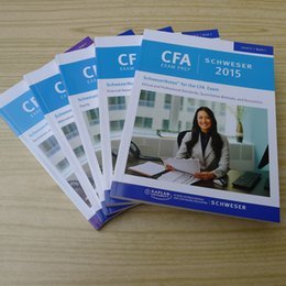 Wholesale 2015 CFA teaching a two three CFA Level II Study Notes official sample questions