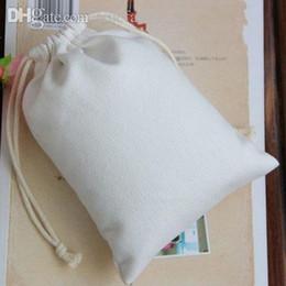Wholesale Natural Cotton Drawstring Bags Online | Wholesale ...