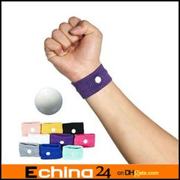 Wholesale Anti Nausea Car Sea Plane Travel Morning Sickness Motion Sick Wrist Bands