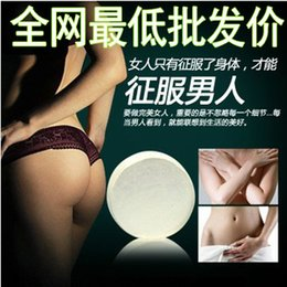 Wholesale Skin whitening soap Natural enzymes full body parts soft red crystal soap pink vulvar lips whole body whitening