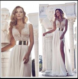 Long white dress uk