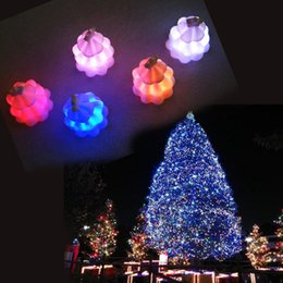 discount christmas decorations clearance led christmas tree decoration lamp night light color changing colorful home decor