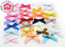 Wholesale Fashion Gift ribbon flower bow Underwear decorative flowers Lovely Bows Flowers High Quality