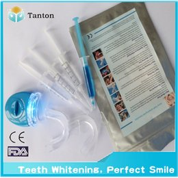 Wholesale pieces carbamide peroxide teeth whitening kit from Tanton