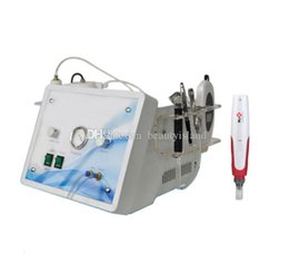 Wholesale 4 in Crystal and diamond Microdermabrasion machine MyM derma pen electric derma roller pen anti aging
