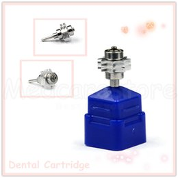 Wholesale New Denta Cartridge for KAVO LED Dental High Speed Handpiece Self power Push Button Hole Torque in our store
