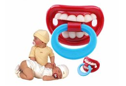 Wholesale 2015 Good Silicone Pacifiers Baby Funny Teether Pacifier Pacy Orthodontic Nipples Baby care products Novelty birthday gifts