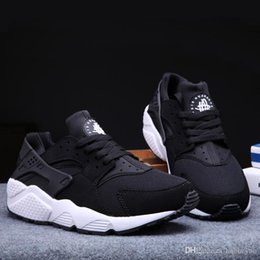 Air running shoes Huarache women and men trainers causal shoes chaussure femme homme sneakers basket sport shoes plus size online