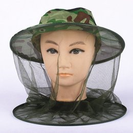 Aliexpress.com : Buy Outdoor Anti Mosquito Bees Fly Boonie Hat ...