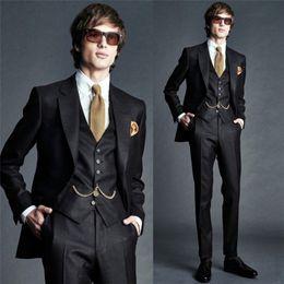 Discount Formal Coats For Men Black   2017 Formal Coats For Men