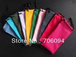 Wholesale Size Colourful Sunglasses pouch Waterproof sunglass Bag spectacle frame bag Mobile Watch Bag