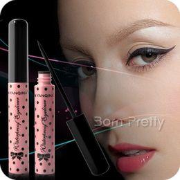 Wholesale Charming Polka Dot Liquid Eyeliner Pen Pure Black