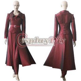 New Arrival Custom Made X,Men The Phoenix Dress Uniform Movie Cospaly Costume Superhero Costume For Women