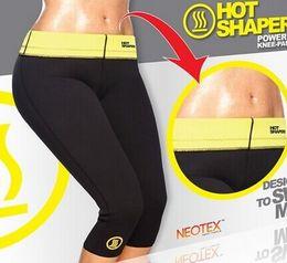 Wholesale Hot sell Stretch Neoprene Slimming Pants Body Shaper Slimming pant waist training corsets Plus Size body corset bodysuit women