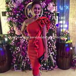 Wholesale Mulheres Moda Vestidos Cocktail Comprimento barato Mini bainha curta BODYCON casamento à noite vestidos de festa Formal Vestidos Para Gala Wear