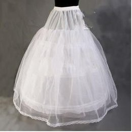 Wholesale Cheap Hoop tulle Wedding Bridal Gown Dress Polyester Petticoat Underskirt Wedding Accessories New A024
