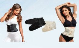 Wholesale Hour Glass belt atex waist cincher new women s waist training corsets hot shapers waist trainer Shapewear slimmers fitness slimming belt