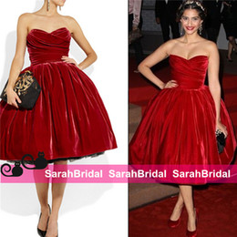Wholesale Sonam Kapoor Bollywood India Actress Celebrity Evening Cocktail Dresses For Women Sale Cheap Wedding Bridal Party Gowns Formal Wear