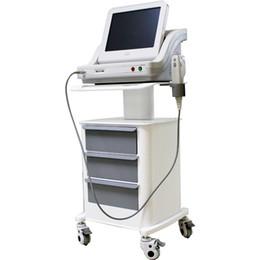 Wholesale FDA standard HIFU machine High Intensity Focused Ultrasound aesthetic treatment skin lifting wrinkle removal beauty system