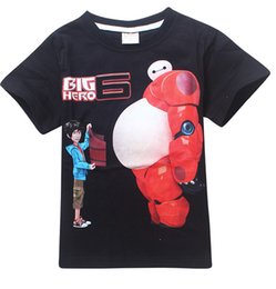 Wholesale 2015 Latest DVD Movies Big Hero Best Animated Of The Year T Shirts we are sell dvd movie too Top Quality