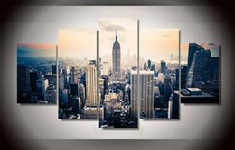 discount custom poster frame 2015 framed printed new york city painting on canvas room decoration print