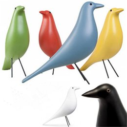 Online Shopping Vitra Eames House Bird Home Decoration Arts Crafts Gifts