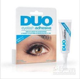 Wholesale DUO WATER PROOF EYELASH ADHESIVE EYELASH GLUE