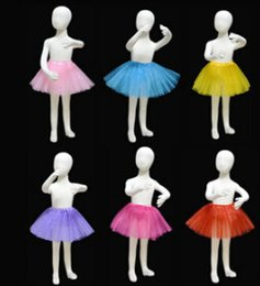 Wholesale hot Children s clothing Girls Children s net veil tutu princess skirt Dance skirts Ballet Skirt dance skirt