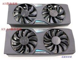 Новая оригинальная для EVGA GTX970 / GTX970SC ультра-публичная версия вентилятора графической карты с теплоотводом