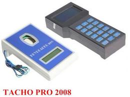2015 Nova chegada Tacho Pro 2008 Ferramenta de Correção de Milhas versão Desbloqueada Odômetro Universal Programador V2008