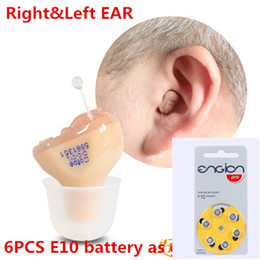 Wholesale Hot Sale cofoe invisible Hearing Aid Portable Small inner Ear Invisible Best Sound Amplifier digital Hearing Aids Right Ear