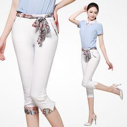 Discount Girls White Stretch Pants | 2016 Girls White Stretch ...