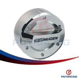 PQY STORE-Plastic Mugen топлива масляного бака Обложка для Honda ACCORD JAZZ FIT EK EP EG PQY6319
