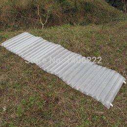 Wholesale Ultra light g UL outdoor inflatable cushion sleeping bag pad outdoor beach camping mat moisture proof pad