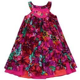 Wholesale 2014 NEW kids C DRESSES Children s dress girls sleeveless Paillette floral flowers pinafore spring princess A2