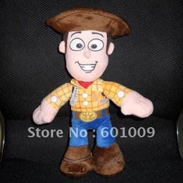 Wholesale 2016 Real Juguetes Silicone Reborn Baby Dolls High Quality Soft Plush Toy Story Woody Dolls New quot And Retail