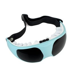 Wholesale New HQ Eye Care Health Electric Vibration Release Alleviate Fatigue Eye Massager Y4237L