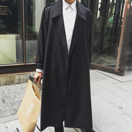 Discount Extra Long Trench Coat Men | 2017 Extra Long Trench Coat