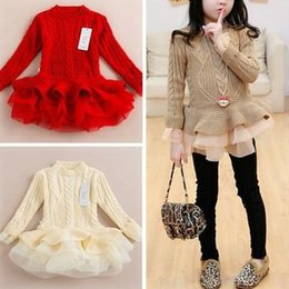 Discount Popular Girls Winter Dresses  2017 Popular Girls Winter ...