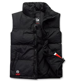 Wholesale Men s sports vest Fashion multicolor stitching is suitable for the thick winter outdoor sports vest