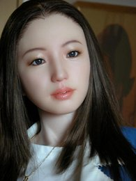 Wholesale Real love doll semi solid silicone sex dolls sweet voice japanese mannequin sex doll adult sex toys realistic sex dolls