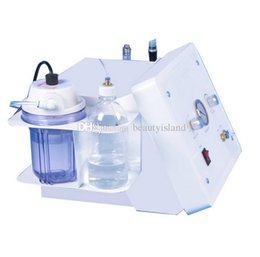 Wholesale 2 in microcrystal dermabrasion crystal and diamond microdermabrasion skin peeling machine