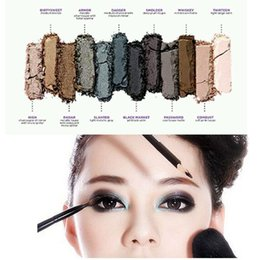 Wholesale 2015 New Released Makeup NUDE Smoky Eye Palette Colors Eyeshadow Palette g High quality