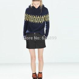 Wholesale 2014 New Popular Women s Sexy Slim Skirt Faux PU Leather Skirts Fashion Mini Skirts With Pocket Zipper EB26