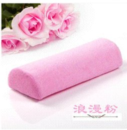 Wholesale Hot sale Soft Cotton Cloth Hand Holder Cushion Pillow Nails Arm Towel Rest Nail Art Manicure Makeup Cosmetic Tools