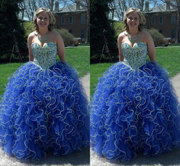 Discount Ocean Blue Gowns | 2017 Ocean Blue Prom Gowns on Sale at ...