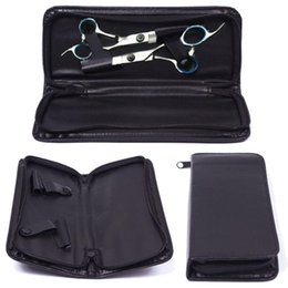 Wholesale New Salon Barber Hair Scissors Professional Bag Comb Tool Storage Pouch Case