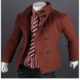 Discount Xs Pea Coat | 2017 Xs Mens Pea Coat on Sale at DHgate.com